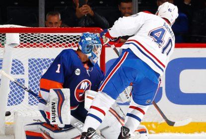 Canadiens suportam pressão final e vencem Islanders no shootout - The Playoffs