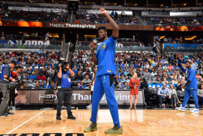 Mo Bamba, do Magic, está fora dos playoffs da NBA - The Playoffs
