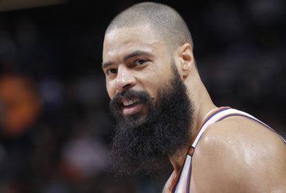 Tyson Chandler deixa os Suns e deve assinar com os Lakers - The Playoffs