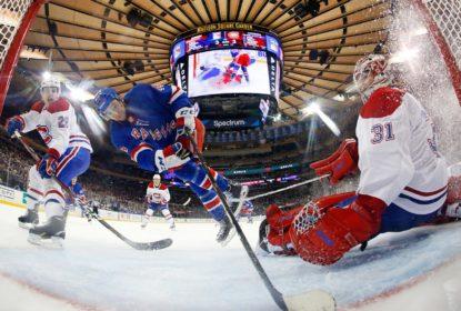 Pionk marca golaço no fim e New York Rangers bate Montreal Canadiens - The Playoffs