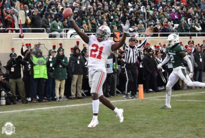 Ohio State derrota Michigan State e se mantém na corrida pelo CFP - The Playoffs
