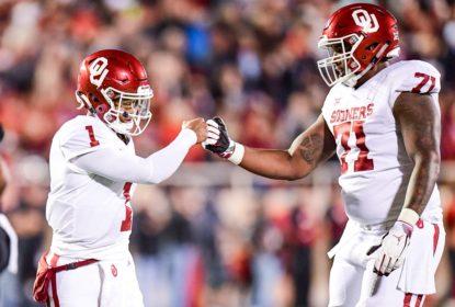 Com show de Murray e Sermon, Oklahoma sofre mas vence Texas Tech - The Playoffs