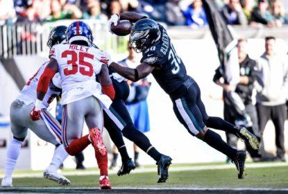 Philadelphia Eagles garante vitória contra New York Giants pela Semana 12 da NFL 2018.