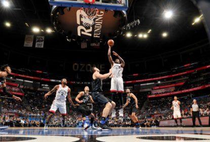 Toronto Raptors vence Orlando Magic com cesta no último lance - The Playoffs