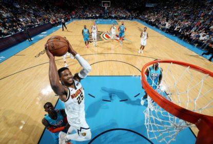 Denver Nuggets vence Oklahoma City Thunder e conquista terceira vitória seguida - The Playoffs