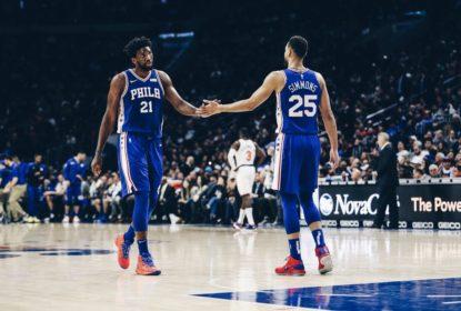 Philadelphia 76ers não terá Embiid e Simmons no retorno do All-Star Break - The Playoffs
