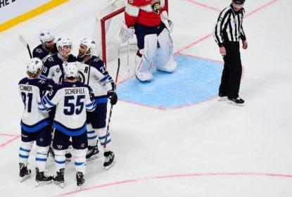 Finlandês Patrik Laine brilha no NHL Global Series 2018 e Jets vencem Panthers - The Playoffs