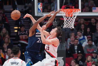 Portland Trail Blazers vence Minnesota Timberwolves sem Teague, Rose e Butler - The Playoffs