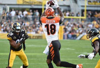 A.J. Green afirma que jogará contra o Denver Broncos no domingo - The Playoffs