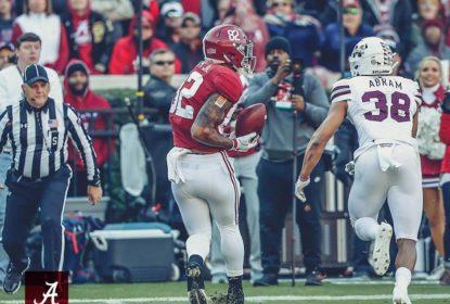 Em nova demonstração de favoritismo, Alabama vence Mississippi State - The Playoffs