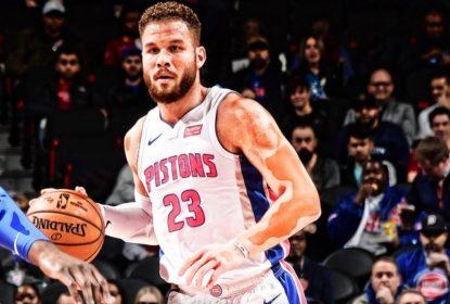 Blake Griffin é oficialmente anunciado pelo Brooklyn Nets - The Playoffs