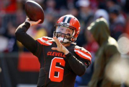 Baker Mayfield brilha, defesa vai bem e Browns derrubam os Falcons em Ohio - The Playoffs