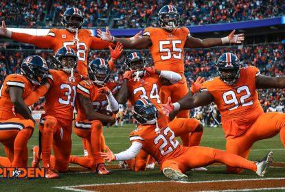 Broncos vencem Steelers por 24 a 17 em Denver - The Playoffs