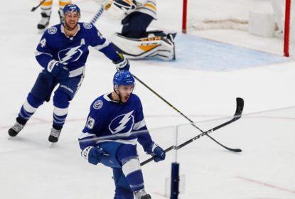 Lightning vence Sabres em noite movimentada na Amalie Arena - The Playoffs
