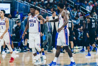 Na estreia de Jimmy Butler, Magic vence 76ers com cesta no fim - The Playoffs