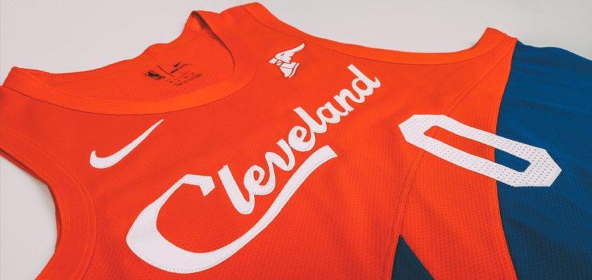 34db6e790 NBA City Edition 2018-2019  como ficaram as camisas para a temporada