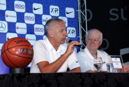 Petrović convoca Seleção Brasileira Masculina de Basquete para Eliminatórias - The Playoffs