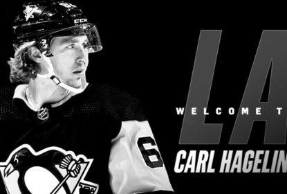 Pittsburgh Penguins troca Carl Hagelin para o Los Angeles Kings - The Playoffs
