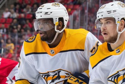 Nashville Predators coloca Subban e Arvidsson na injured reserve - The Playoffs