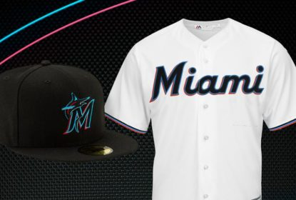 Miami Marlins muda logo e uniforme para a próxima temporada - The Playoffs