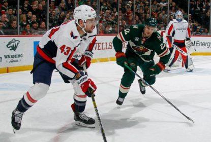 Com show de Orlov e Burakovsky, Capitals vencem Wild - The Playoffs