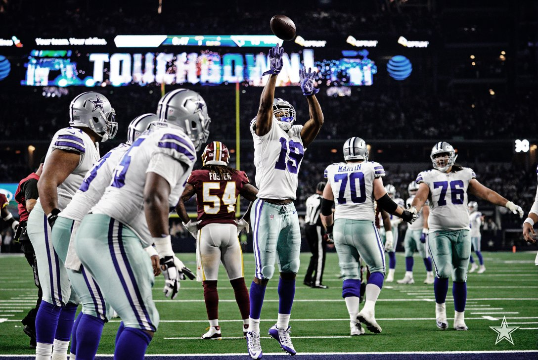 O Dallas Cowboys derrotou o Washington Redskins por 31 a 20 nesta  quinta-feira (22 11) eed4e53dca0