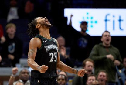 Derrick Rose marca 50 pontos e Timberwolves vencem Jazz - The Playoffs