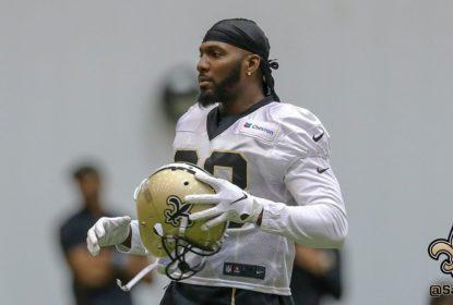 Wide receiver do New Orleans Saints Dez Bryant