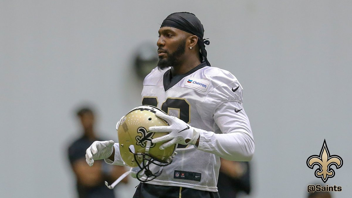Wide receiver do New Orleans Saints Dez Bryant