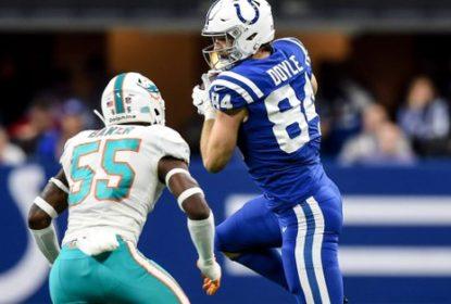 Colts renovam contrato de Jack Doyle por três anos - The Playoffs