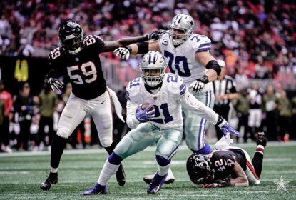 Dallas Cowboys supera Atlanta Falcons com field goal no final - The Playoffs