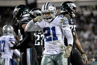 Quente ou frio: o termômetro do Fantasy Football na Semana 11 da NFL 2018 - The Playoffs
