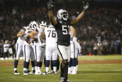 Bruce Irvin assina contrato para reforçar o Carolina Panthers - The Playoffs