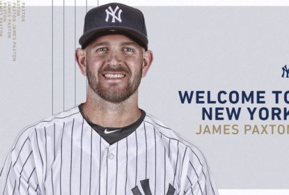 Yankees adquirem James Paxton em troca com Seattle Mariners