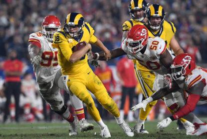 NFL Power Ranking 2018 The Playoffs: semana 11 - The Playoffs