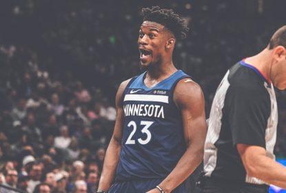 Philadelphia 76ers fecha acordo com Minnesota Timberwolves para ter Jimmy Butler - The Playoffs