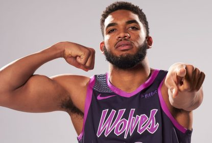 Karl-Anthony Towns afirma ter perdido sete parentes por COVID-19 - The Playoffs