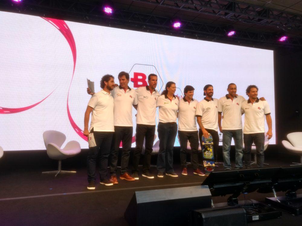 Plataforma esportiva para projetos sociais é lançada em São Paulo - The Playoffs