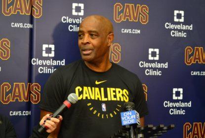 Larry Drew não seguirá como técnico do Cleveland Cavaliers na próxima temporada - The Playoffs