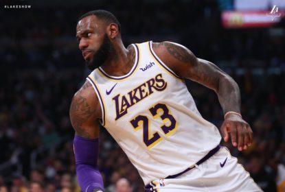 LeBron James afirma que sabia das dificuldades que teria no início da temporada