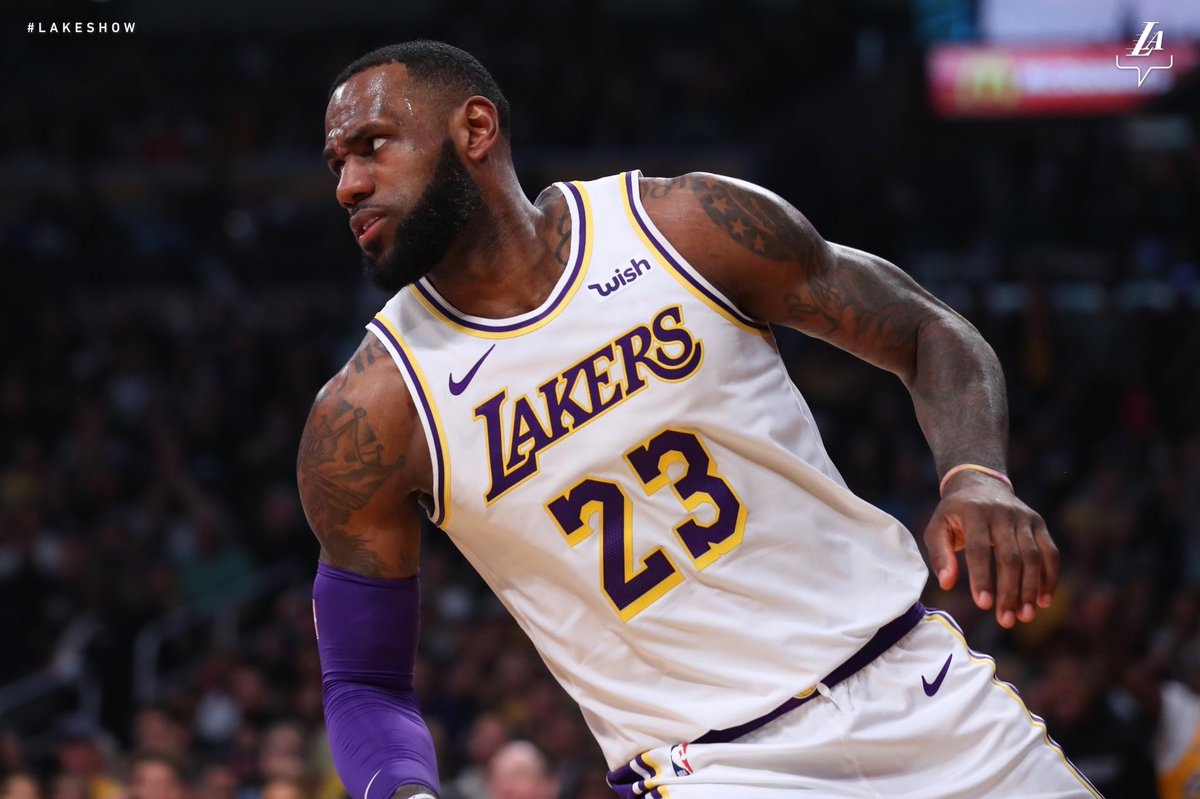 234054d0120b LeBron James afirma que sabia das dificuldades que teria no início da  temporada
