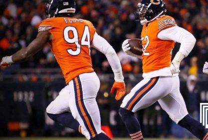 Bears vencem Vikings e se consolidam na liderança da NFC Norte - The Playoffs
