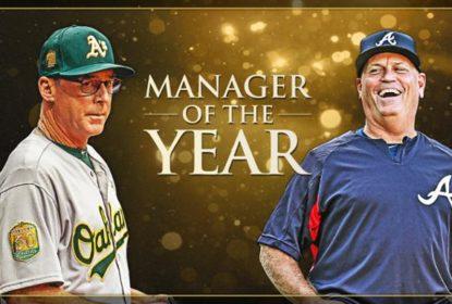 Melvin e Snitker vencem prêmios de melhores managers de 2018 - The Playoffs