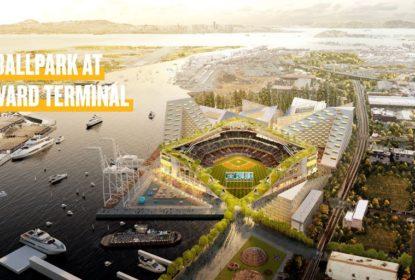 Proposta de novo estádio do Oakland Athletics é aprovada - The Playoffs