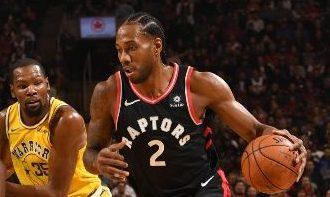 Mesmo com 51 pontos de Durant, Raptors vencem Warriors no tempo extra