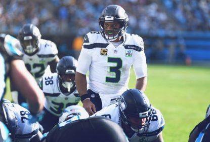 Russell Wilson confirma frustração por deficiências da linha ofensiva dos Seahawks - The Playoffs
