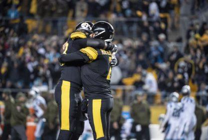Steelers arrasam Panthers na abertura da semana 10 - The Playoffs