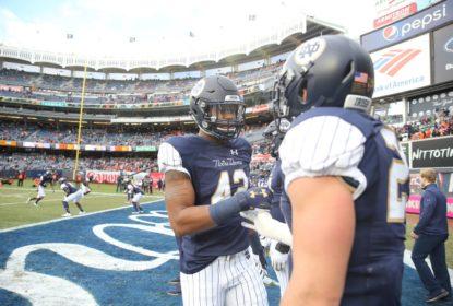 Notre Dame vence 11ª seguida e atropela Syracuse no Yankee Stadium - The Playoffs