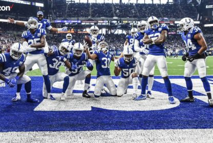 Indianapolis Colts atropela Tennessee Titans e vence a quarta consecutiva - The Playoffs