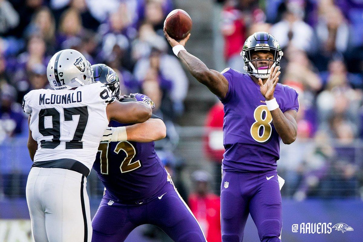 Lamar Jackson quer ser o 'Tom Brady' de Baltimore - The Playoffs